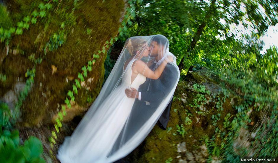 Il matrimonio di Giulia e Amry a Calliano, Trento