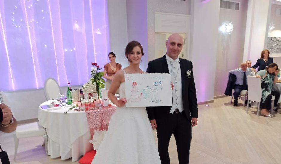 Il matrimonio di linda e Angelo a Lapio, Avellino