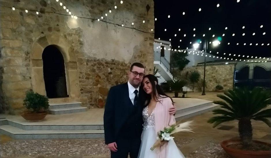 Il matrimonio di Valerio e Sara a Alcamo, Trapani