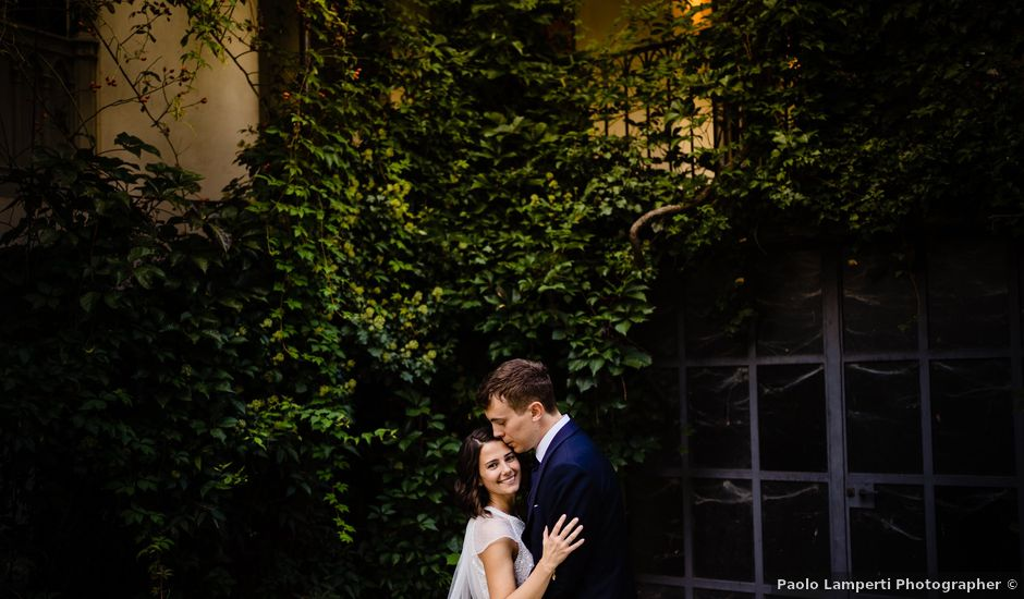 Il matrimonio di Davide e Daniela a Erba, Como