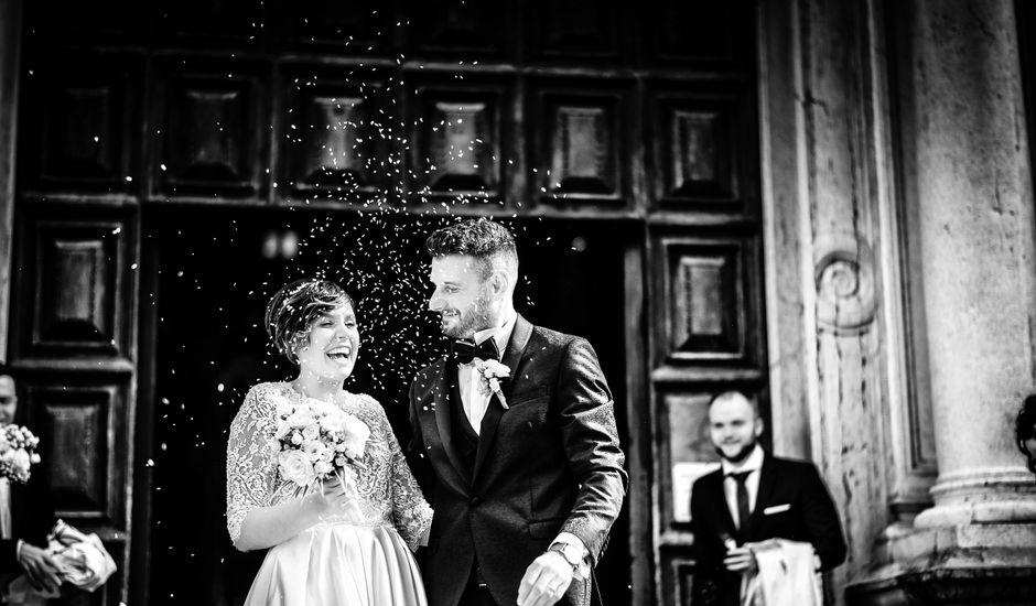 Il matrimonio di Alessandro e Eleonora a Salò, Brescia