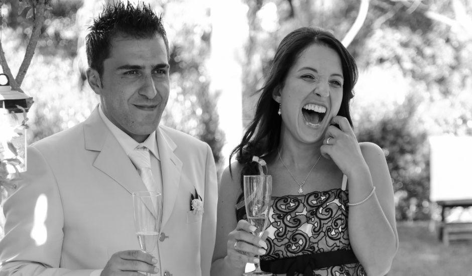 Il matrimonio di Raffaele e Consuelo a Roma, Roma