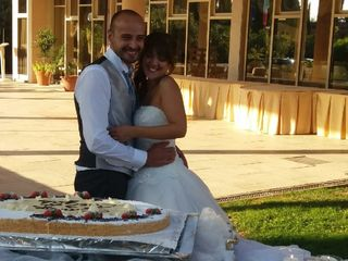Le nozze di Fortini Simone e Luciani Carlotta