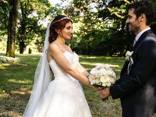 le nozze di Francesca e Giorgio 1