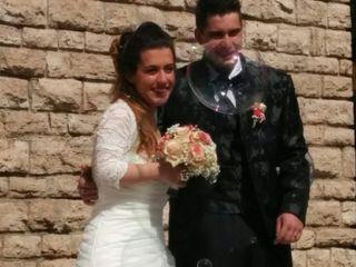 Le nozze di Jennifer  e Simone  1