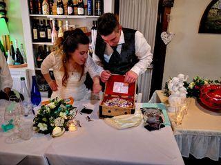 Le nozze di Jennifer  e Simone  3