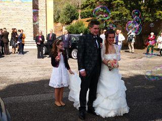 Le nozze di Jennifer  e Simone