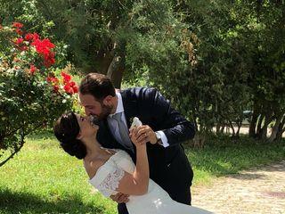 Le nozze di Tonia e Enrico  2