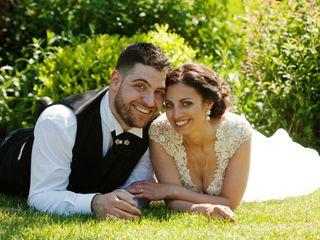 Le nozze di Tania e Jacopo