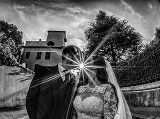 Le nozze di Gabriele e Morena