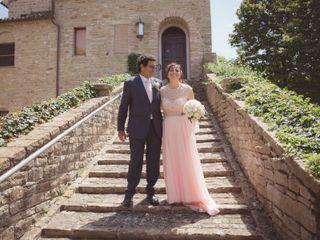 Le nozze di Cinzia e Aurelio