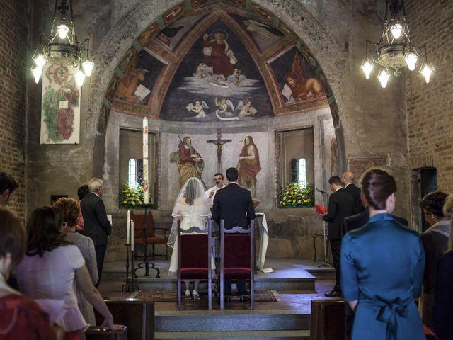 Il matrimonio di Cristiano e Claudia a Milano, Milano 32