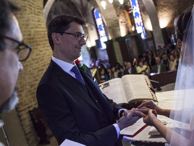 Il matrimonio di Cristiano e Claudia a Milano, Milano 42