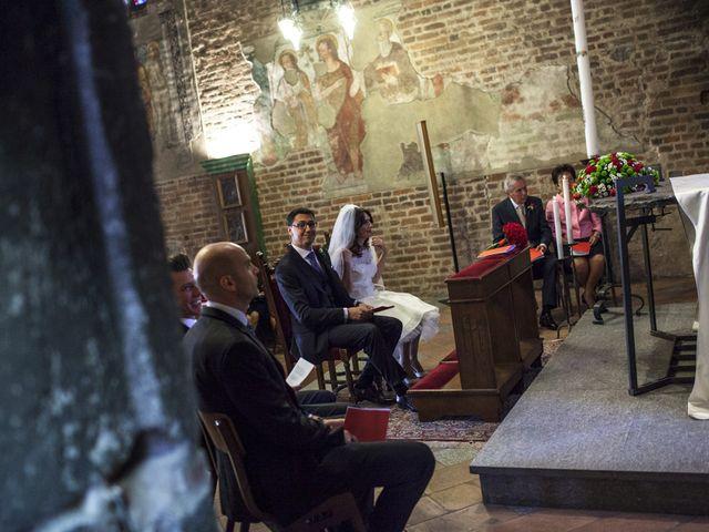 Il matrimonio di Cristiano e Claudia a Milano, Milano 51