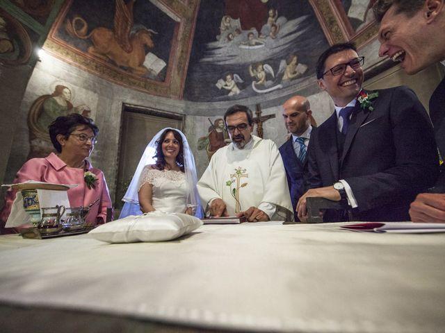 Il matrimonio di Cristiano e Claudia a Milano, Milano 58