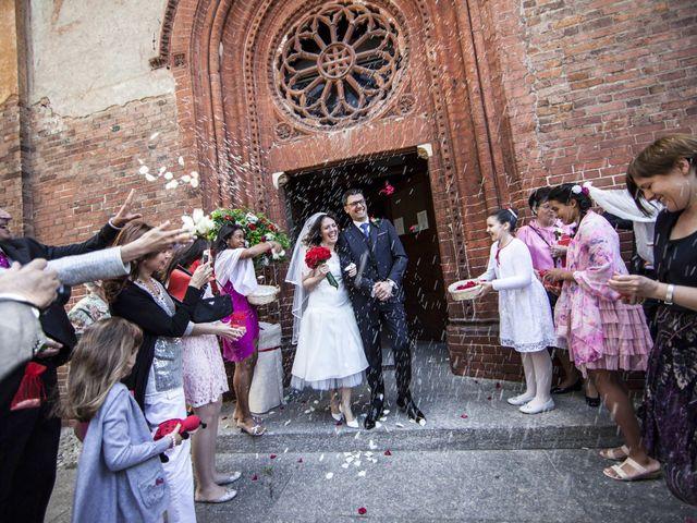 Il matrimonio di Cristiano e Claudia a Milano, Milano 59
