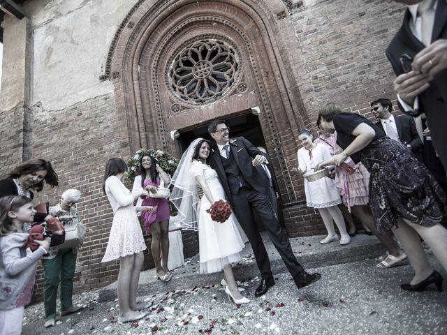 Il matrimonio di Cristiano e Claudia a Milano, Milano 61