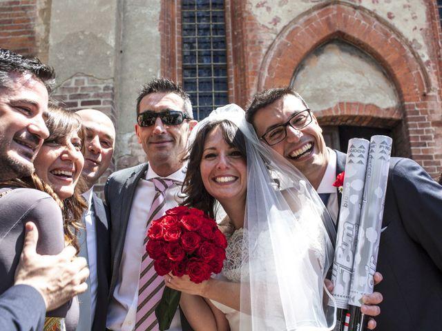 Il matrimonio di Cristiano e Claudia a Milano, Milano 63