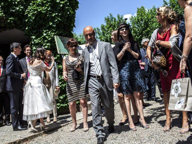 Il matrimonio di Cristiano e Claudia a Milano, Milano 69