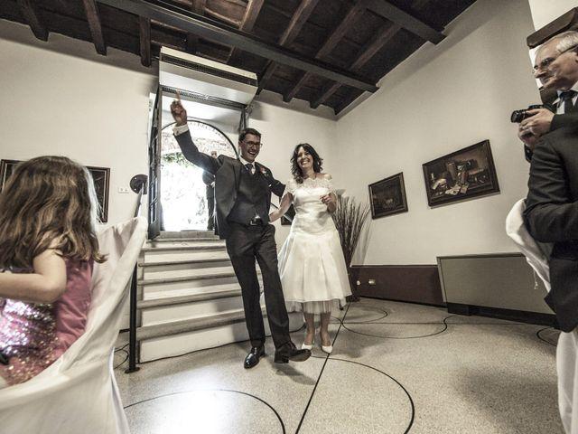 Il matrimonio di Cristiano e Claudia a Milano, Milano 71