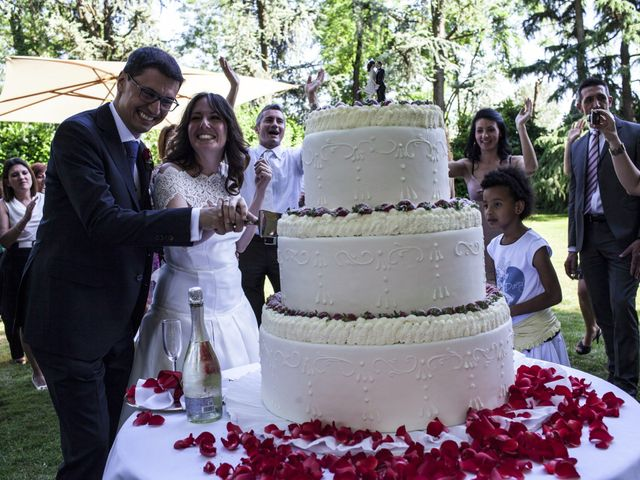 Il matrimonio di Cristiano e Claudia a Milano, Milano 77