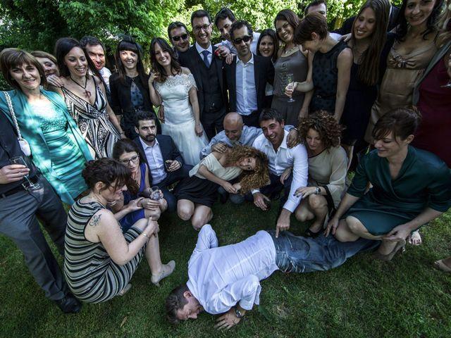 Il matrimonio di Cristiano e Claudia a Milano, Milano 106