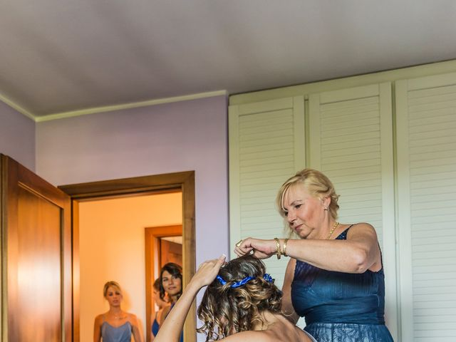 Il matrimonio di Giorgio e Elisa a Gornate-Olona, Varese 13