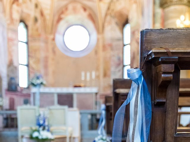 Il matrimonio di Giorgio e Elisa a Gornate-Olona, Varese 16