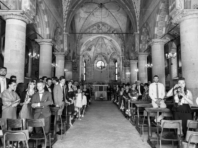 Il matrimonio di Giorgio e Elisa a Gornate-Olona, Varese 19