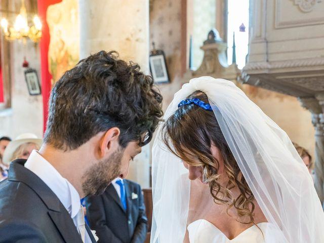 Il matrimonio di Giorgio e Elisa a Gornate-Olona, Varese 20