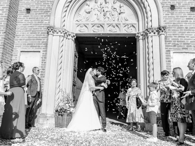 Il matrimonio di Giorgio e Elisa a Gornate-Olona, Varese 24
