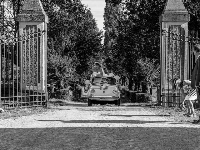 Il matrimonio di Giorgio e Elisa a Gornate-Olona, Varese 27