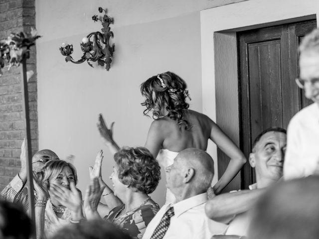 Il matrimonio di Giorgio e Elisa a Gornate-Olona, Varese 33