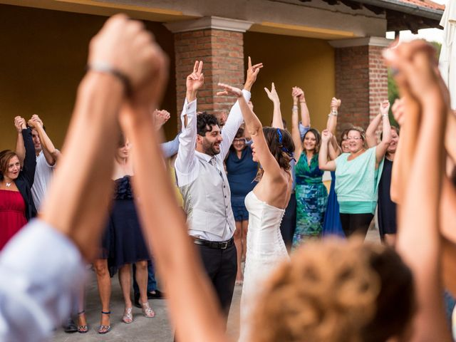 Il matrimonio di Giorgio e Elisa a Gornate-Olona, Varese 1