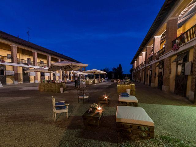 Il matrimonio di Giorgio e Elisa a Gornate-Olona, Varese 36
