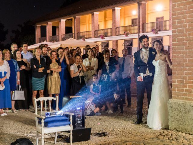 Il matrimonio di Giorgio e Elisa a Gornate-Olona, Varese 40