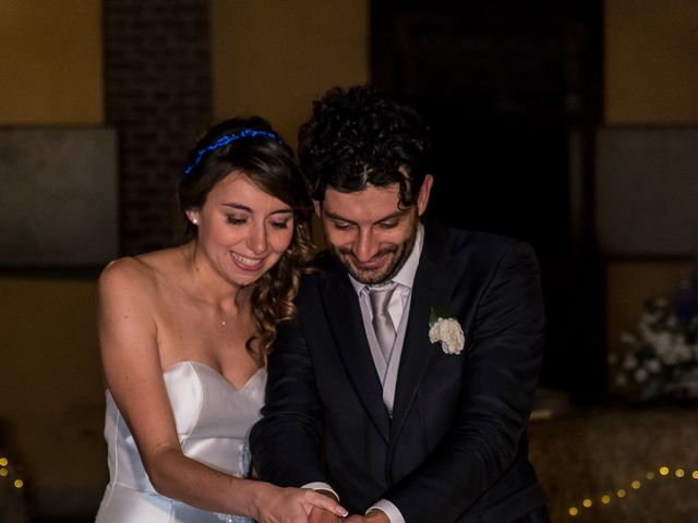Il matrimonio di Giorgio e Elisa a Gornate-Olona, Varese 41