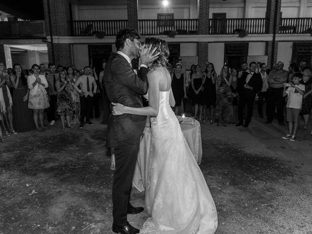 Il matrimonio di Giorgio e Elisa a Gornate-Olona, Varese 42