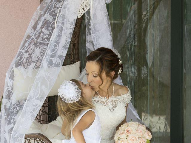 Il matrimonio di Andrea e Adele a Sesto Calende, Varese 3