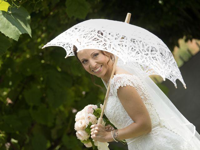 Il matrimonio di Andrea e Adele a Sesto Calende, Varese 2