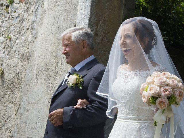Il matrimonio di Andrea e Adele a Sesto Calende, Varese 5