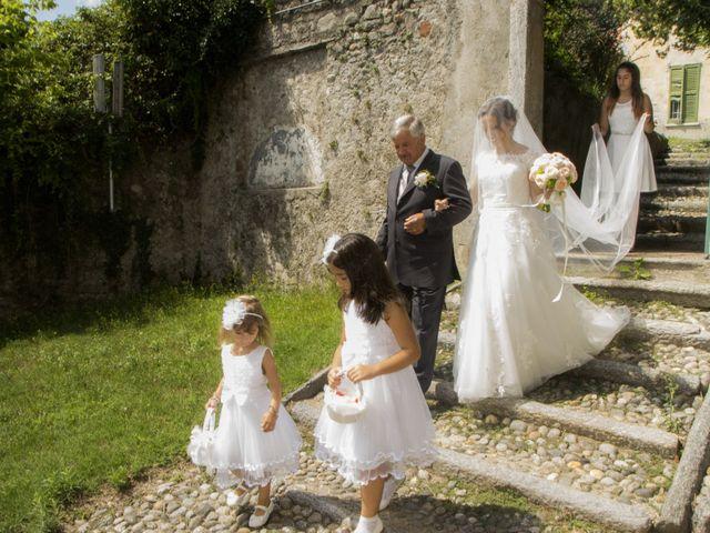 Il matrimonio di Andrea e Adele a Sesto Calende, Varese 6
