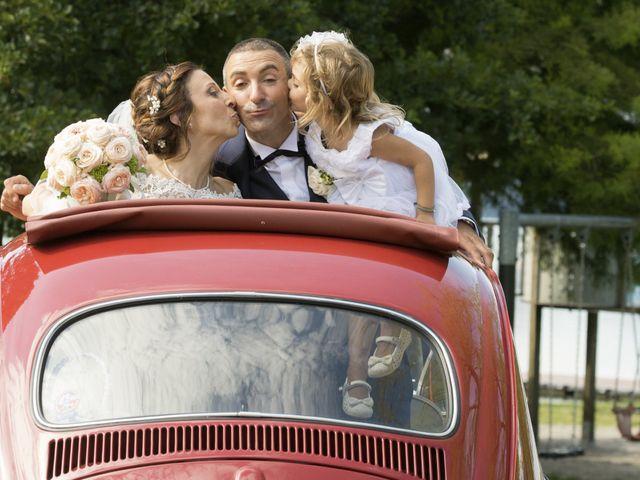 Il matrimonio di Andrea e Adele a Sesto Calende, Varese 8