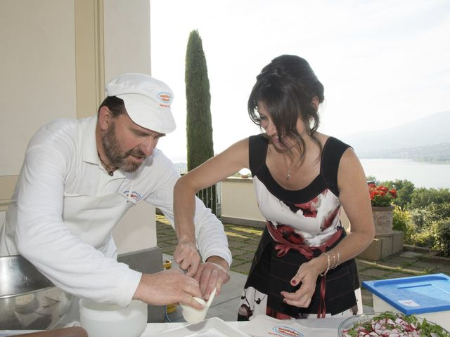 Il matrimonio di Andrea e Adele a Sesto Calende, Varese 14
