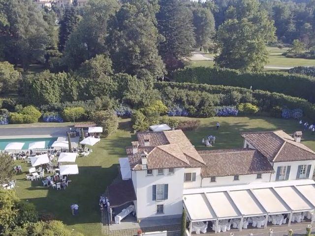 Il matrimonio di Andrea e Adele a Sesto Calende, Varese 15