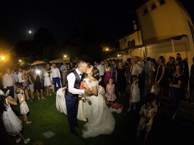 Il matrimonio di Andrea e Adele a Sesto Calende, Varese 16