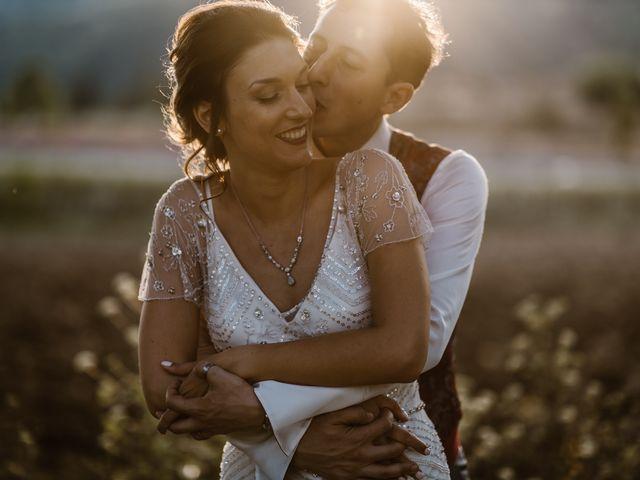 Le nozze di Sofia e Vincenzo