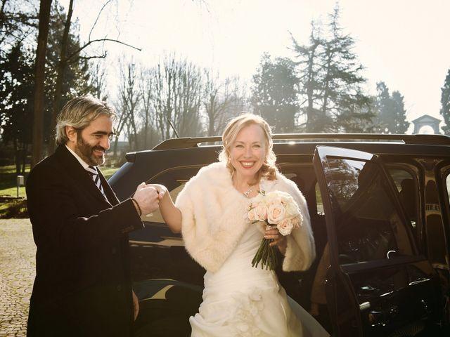 Il matrimonio di Edoardo e Natalia a Ripalta Cremasca, Cremona 14