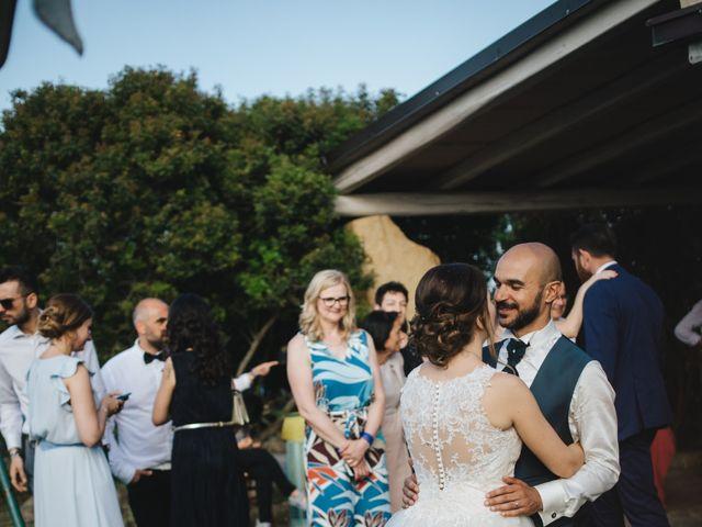 Il matrimonio di Marco e Rossella a Esterzili, Nuoro 4