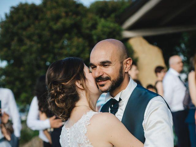 Il matrimonio di Marco e Rossella a Esterzili, Nuoro 3